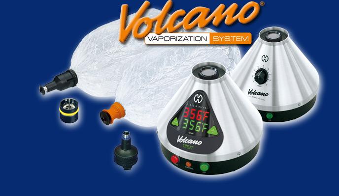 how to open volcano vaporizer